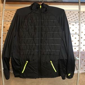 NWOT Russell training fit black jacket